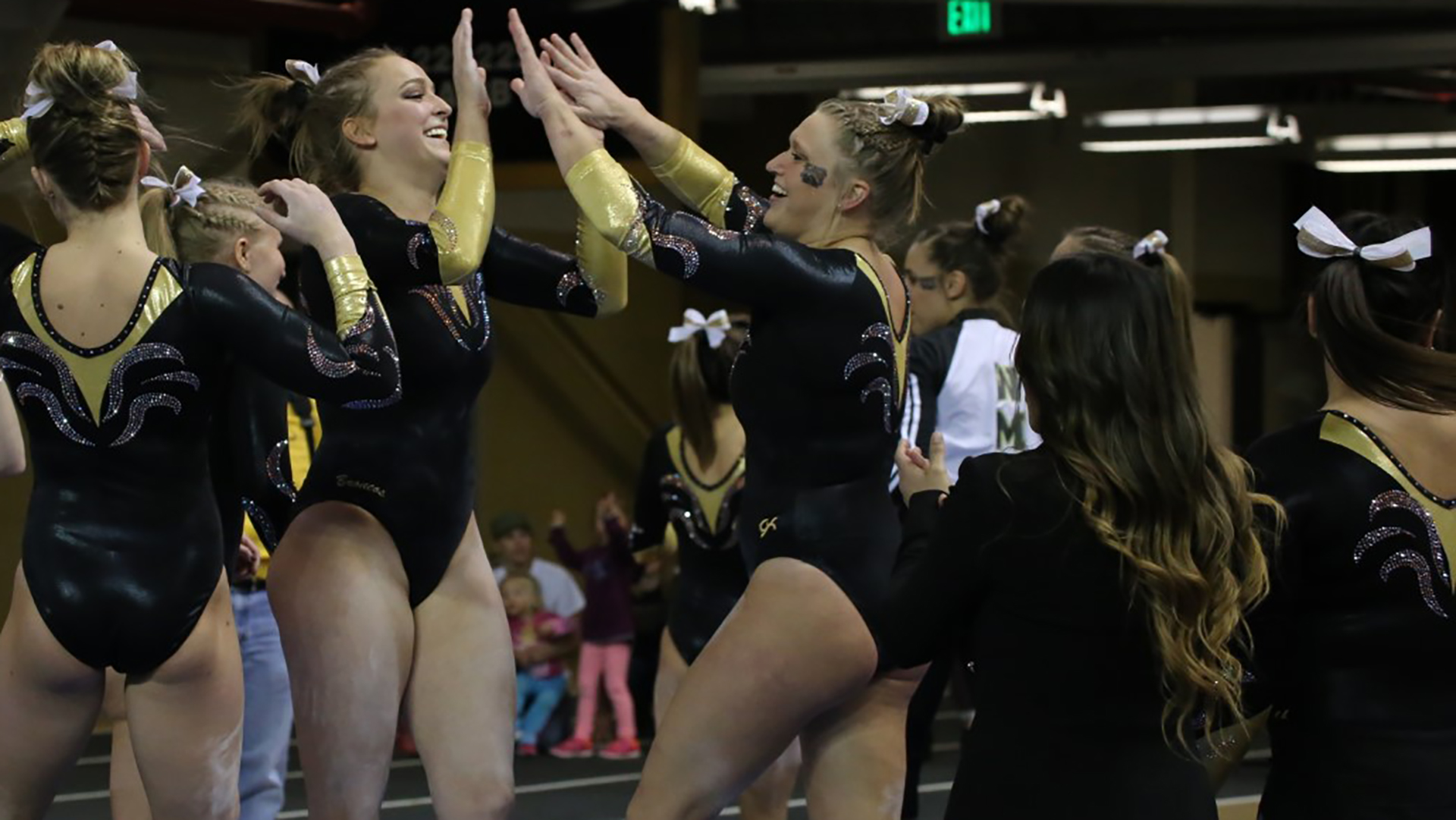 8ad1d47d5473 Gymnastics Places Nine on Academic All-MAC Team - Western Michigan ...