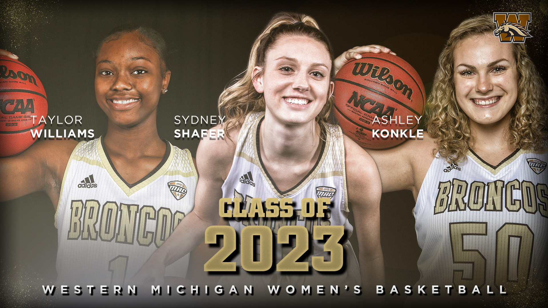 79b013c2d875 Women's Basketball Adds Three for 2019-20 Season - Western Michigan ...