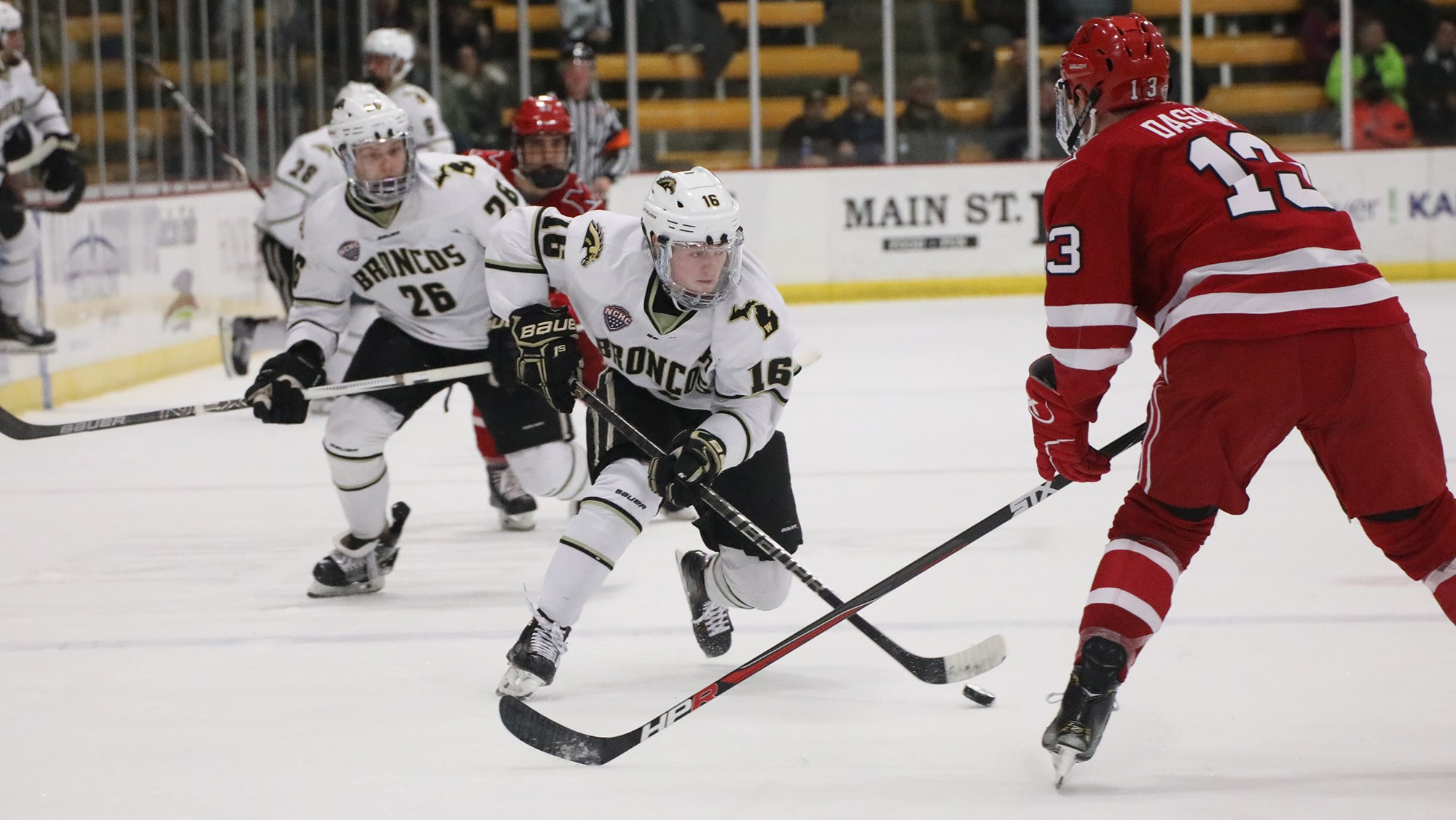 Hockey Announces Non-Conference Schedule