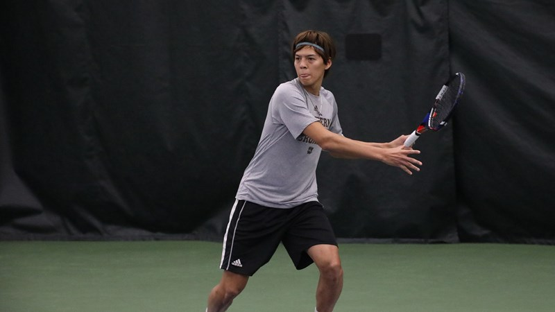 Men's Tennis drops road match at Iowa - Western Michigan University Athletics