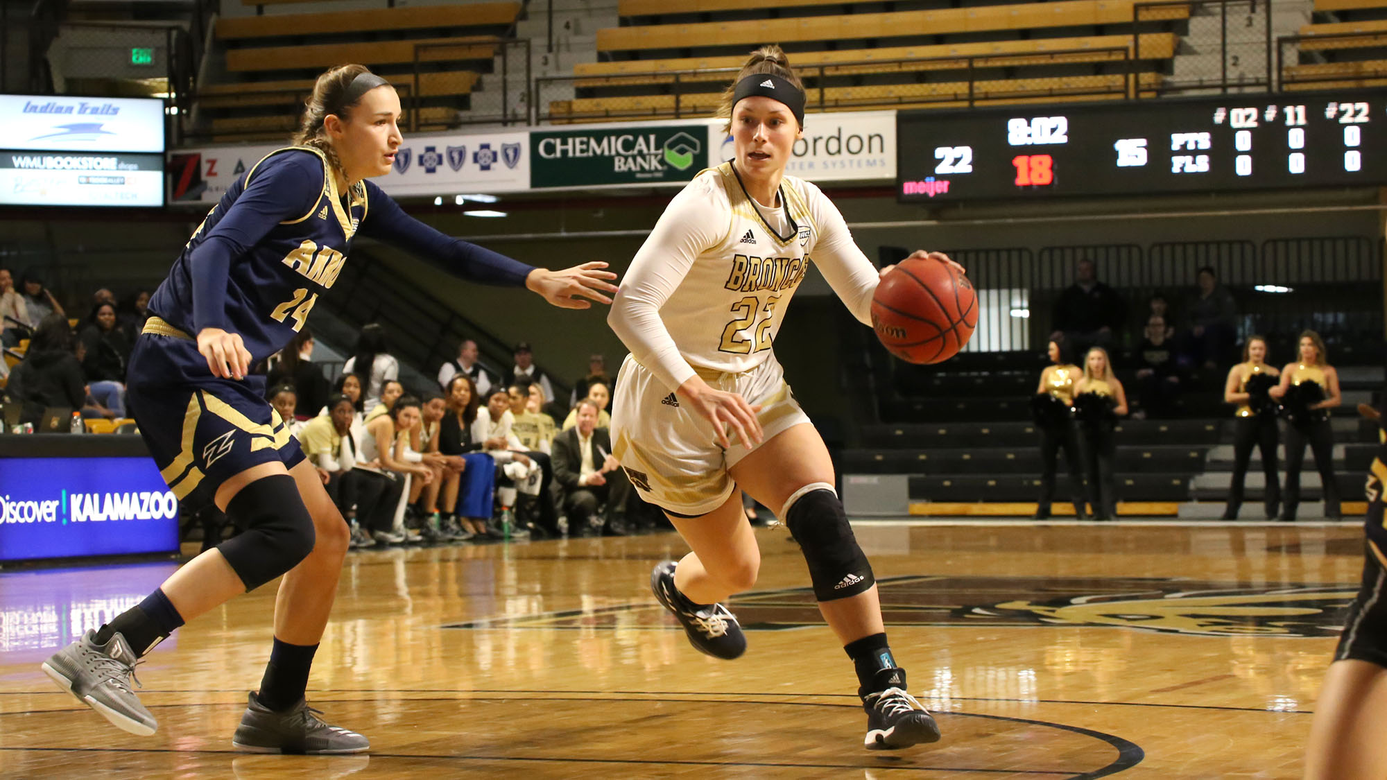 dc60e9607769 Women s Basketball Hosts Akron in Mid-Week Matchup - Western ...