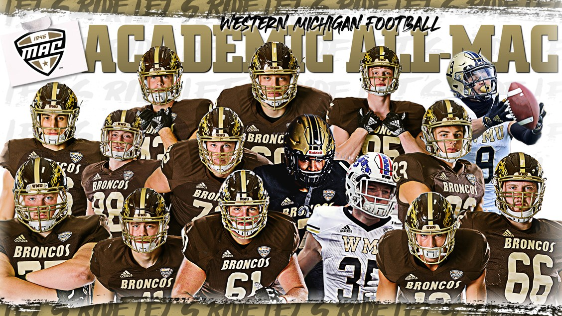 Football Western Michigan University Athletics